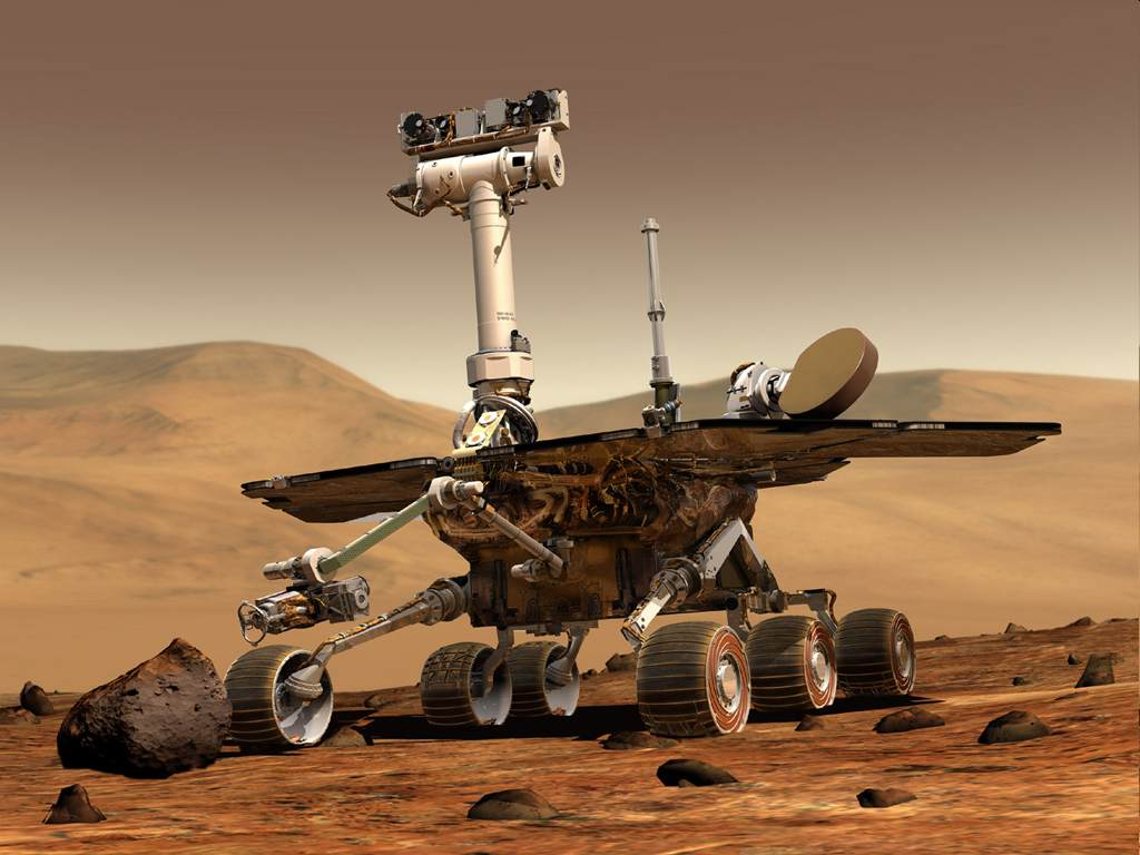 space exploration robots - photo #17